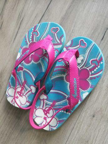 Sandałki sandały dziewczęce rozmiar 27