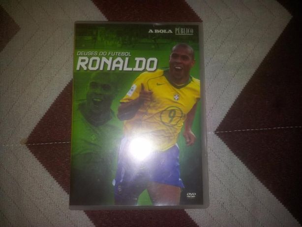 DVD Ronaldo Fenómeno