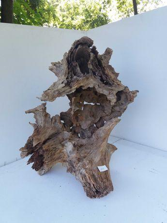 Korzeń bukowy piaskowany