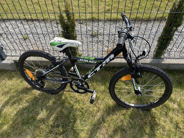 """Rower CTM Jimmy 20"""" idealny dla 6-7 latka"""