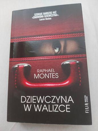 """R. Montes """"Dziewczyna w walizce"""""""