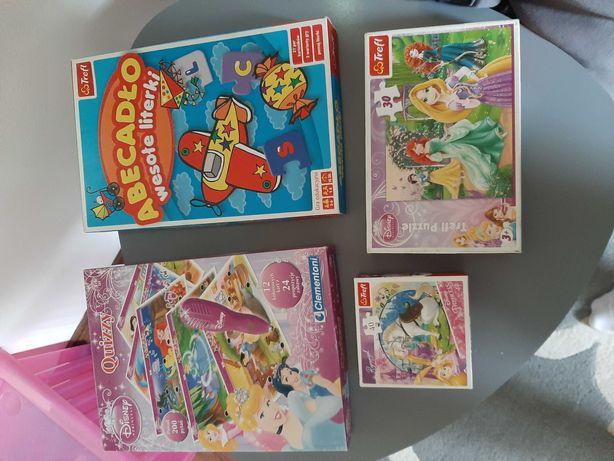 Zabawki edukacyjne dla dziewczynki