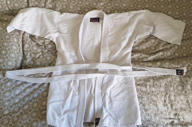 Strój Karate, 100% Bawełna