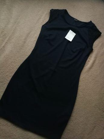 Новое платье (темно-темно-синее)