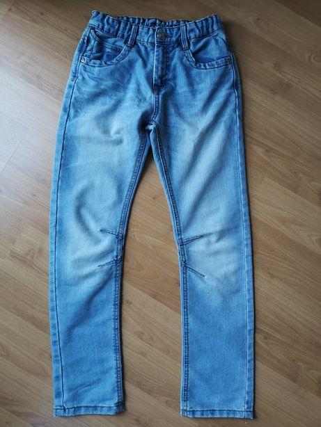 Dżinsy jeansy chłopiec r. 158
