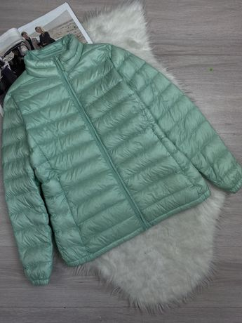 Фирменная лёгкая пуховая куртка пуховик Ellen Amber Premium Down Jacke