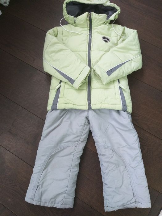 Полукомбез/куртка. Рост 104 см. Киев - изображение 1