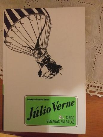 Cinco semanas em balão (Julio Verne)
