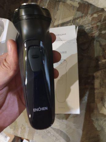 Бритва Xiaomi Enchen Black Stone 3D машинка для гоління бриття бритья