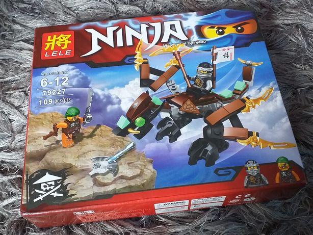 Nowe klocki pasujące do lego ninjago fajny zestaw hit zobacz