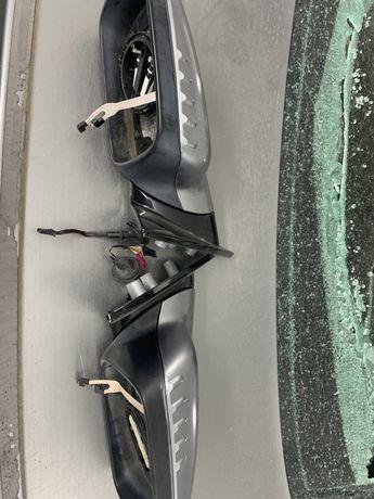 Lusterka bmw e46 coupe cabrio Silbergrau metalic