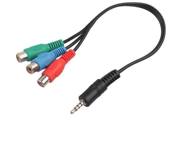 ADAPTER/ROZDZIELACZ MI niebieski czerwony zielony kabel adaptera