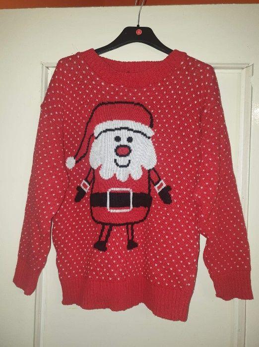 Sweter świąteczny Mieścisko - image 1