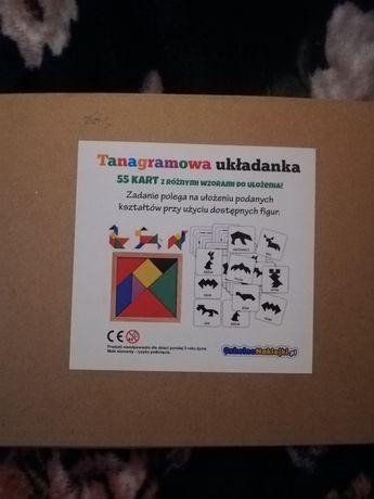 Tangramowa układanka dla dzieci