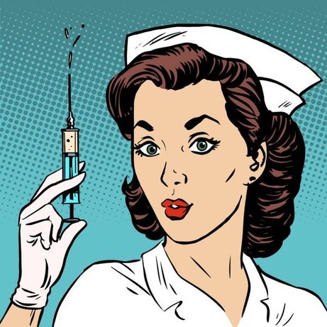 Услуги медсестри на дом