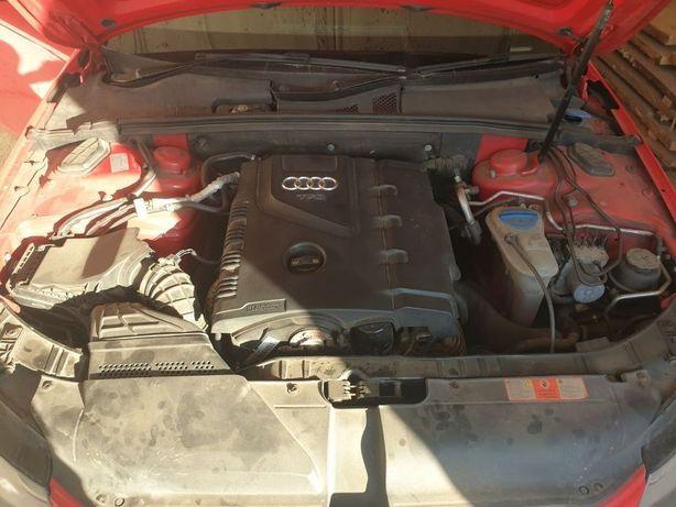 Двигатель Audi A4 B8 1.8 TFSI CABB Разборка
