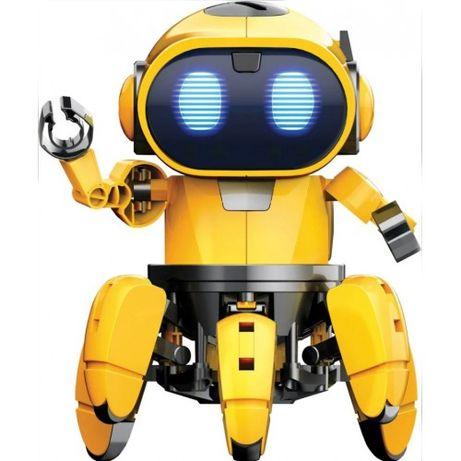 Интерактивный Умный Робот-Конструктор Hg715 Желтый
