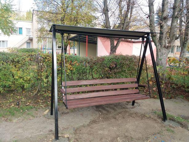 Качеля.Гойдалка в дитячий садок .Садова.На дачу для відпочинку.