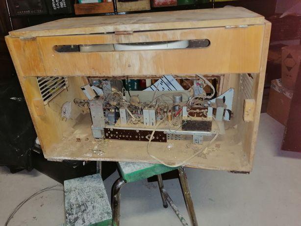 Stare radio na części