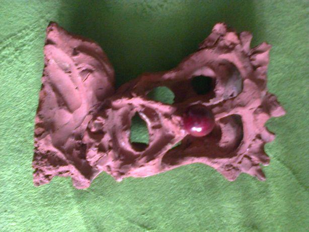 maska diabel klaun figurka wykopek