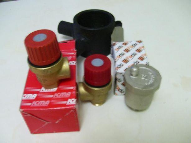 клапан предохранительный радиаторы стальные системы отопления