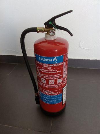extintor Pó ABC 6 kg