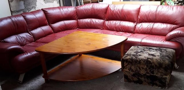 stół ława narożna
