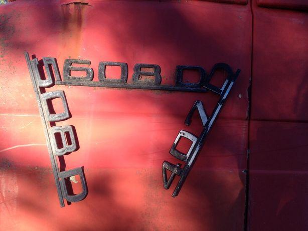 Material Mercedes 406D/407D/508D/608D