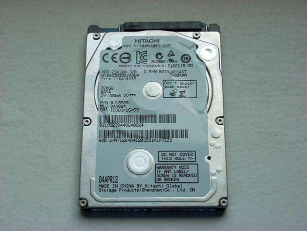 Dysk twardy HDD 320Gb do konsoli PlayStation 3 Fat Slim Super Slim