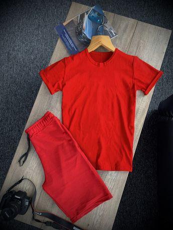 РАСПРОДАЖА!Мужской спортивный летний костюм/комплект. Футболка + шорты