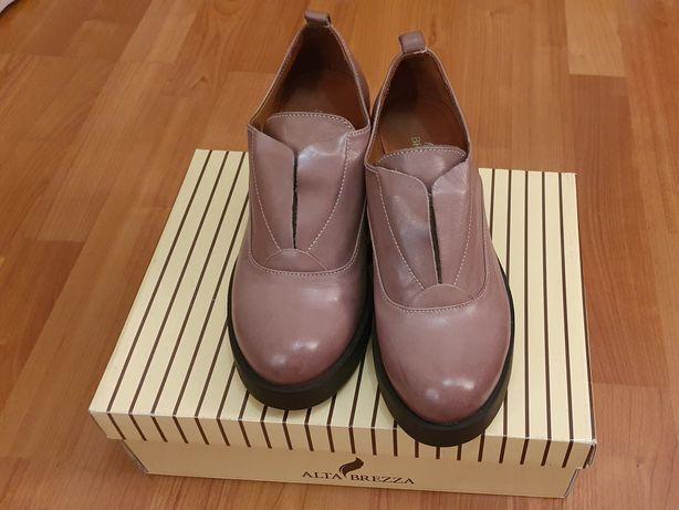 Женские ботинки Alta Brezza, р. 36, кожа