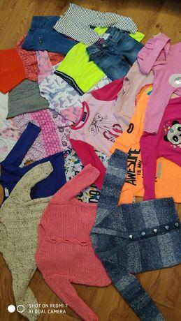 Пакет вещей для девочки
