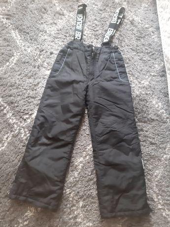 Spodnie zimowe brugi