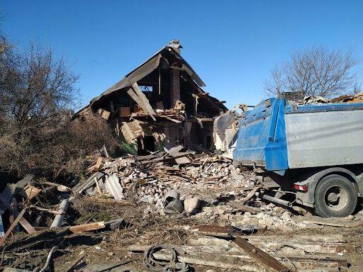 Снос зданий под 0 Демонтажные работы Демонтаж бой бетона