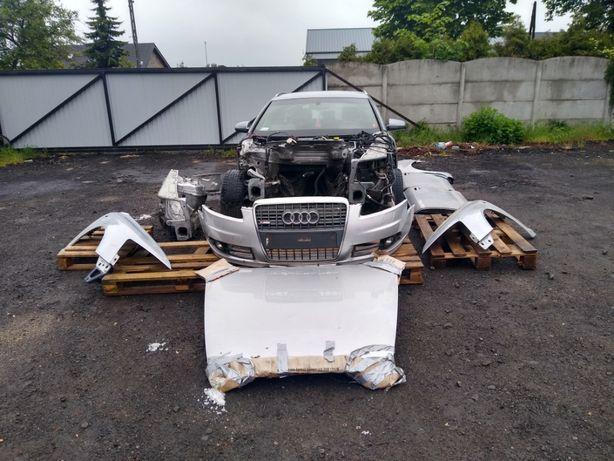 AUDI A6 C6 Sline 3.0 TDI na części