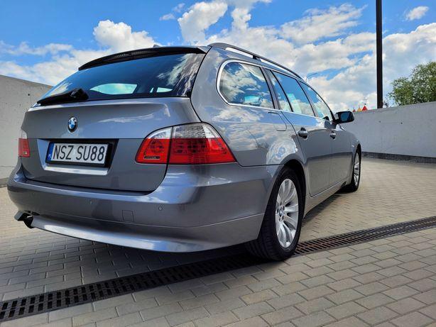 BMW E61 520d LCI M47 2007 rok. Prywatnie!