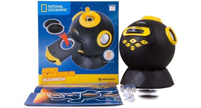 REZERWACJA Projektor gwiazd,Astro Planetarium National Geographic-NEW