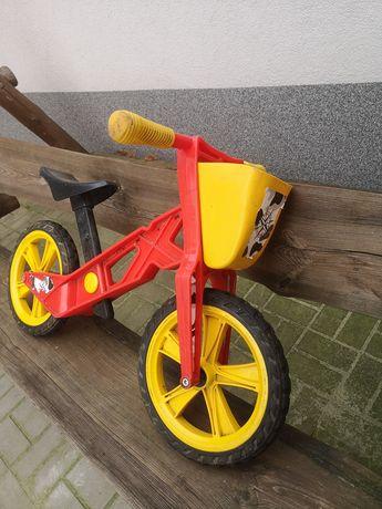 Rower rowerek biegowy jeździk