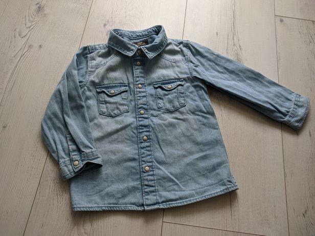Jeansowa koszula H&M 92 /98