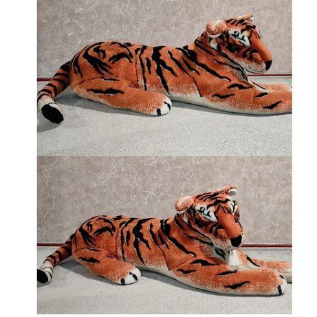 СУПЕР ЦЕНА!!! - 450 грн. ИГРУШКА Тигр  длиной 1 метр 30 см