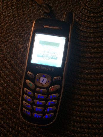 Telefon samsung x600