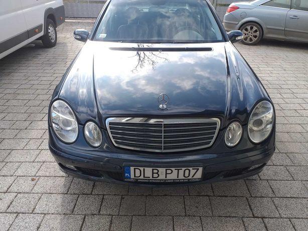 Mercedes w211 3.2 cdi 2004
