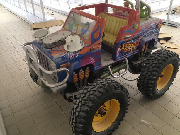Bujak jeep safari duzy