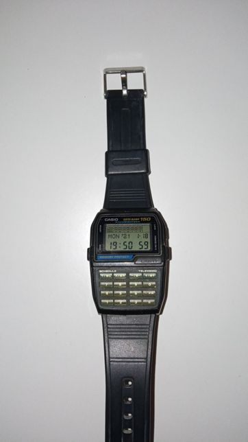 Zegarek casio illuminator dbc-150