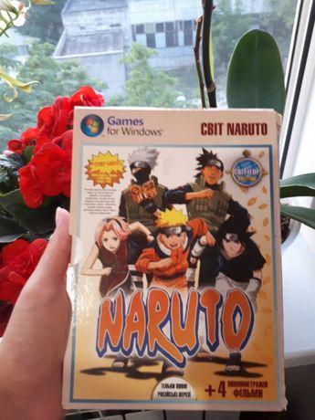 Компьютерная игра Наруто