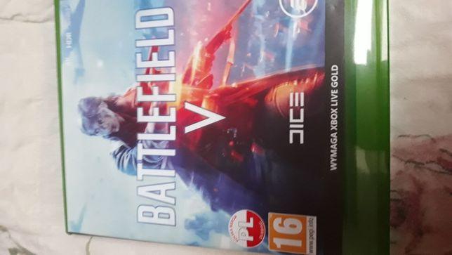 Gra xbox Battlefield V