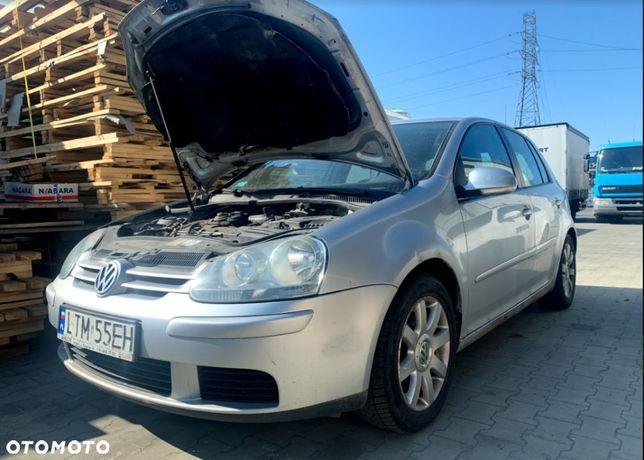 Volkswagen Golf Volkswagen GOLF 5 krajowy pełna historia 1.9 TDI Sportline