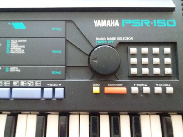 Organy Yamaha PSR-150