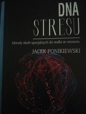 Dna stresu metody służb specjalnych do walki ze stresem. J.Ponikiewski
