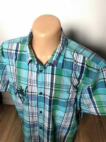 Koszula męska XL, XXL, Tom Tailor, kołnierzyk 45/46, duża koszula SG